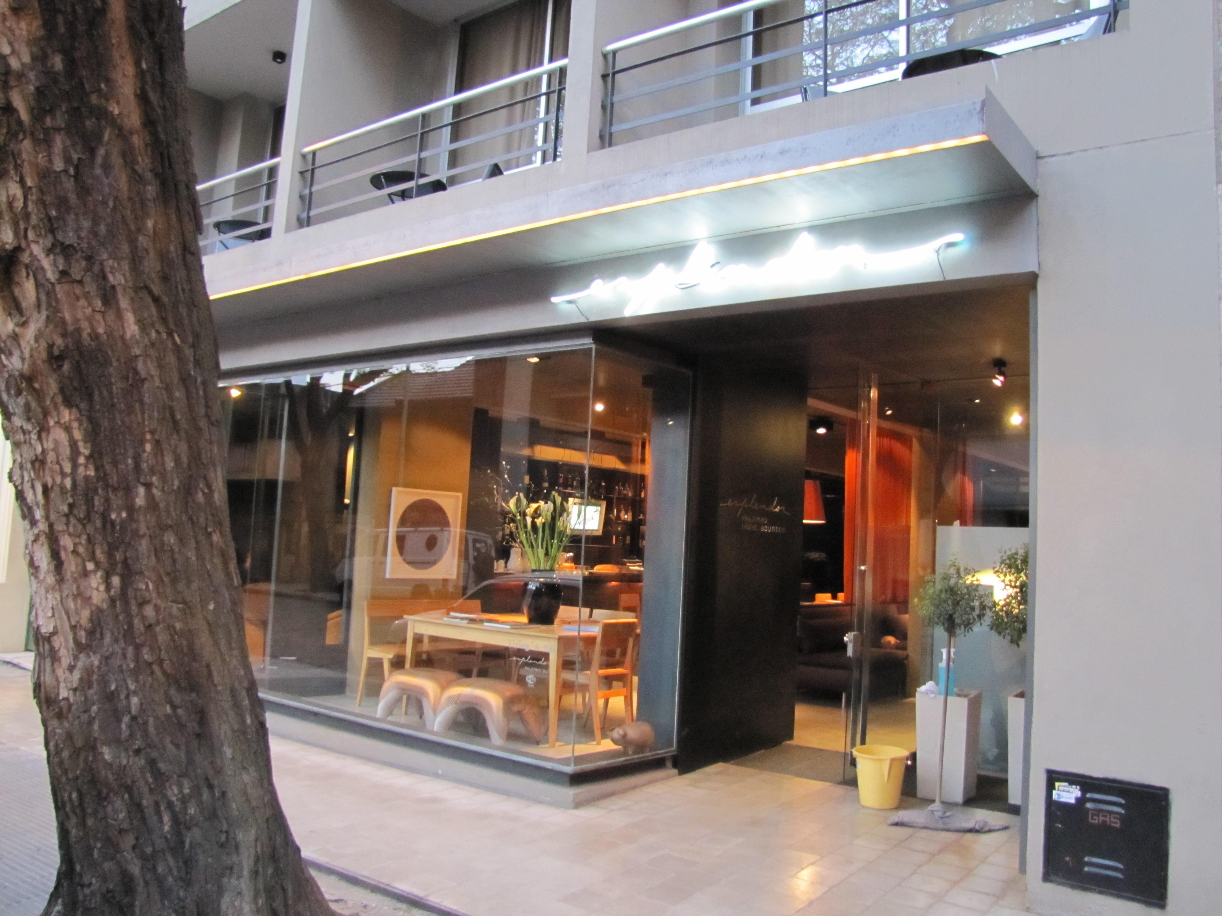 Um hotel boutique em buenos aires esplendor palermo soho for Hotel boutique palermo