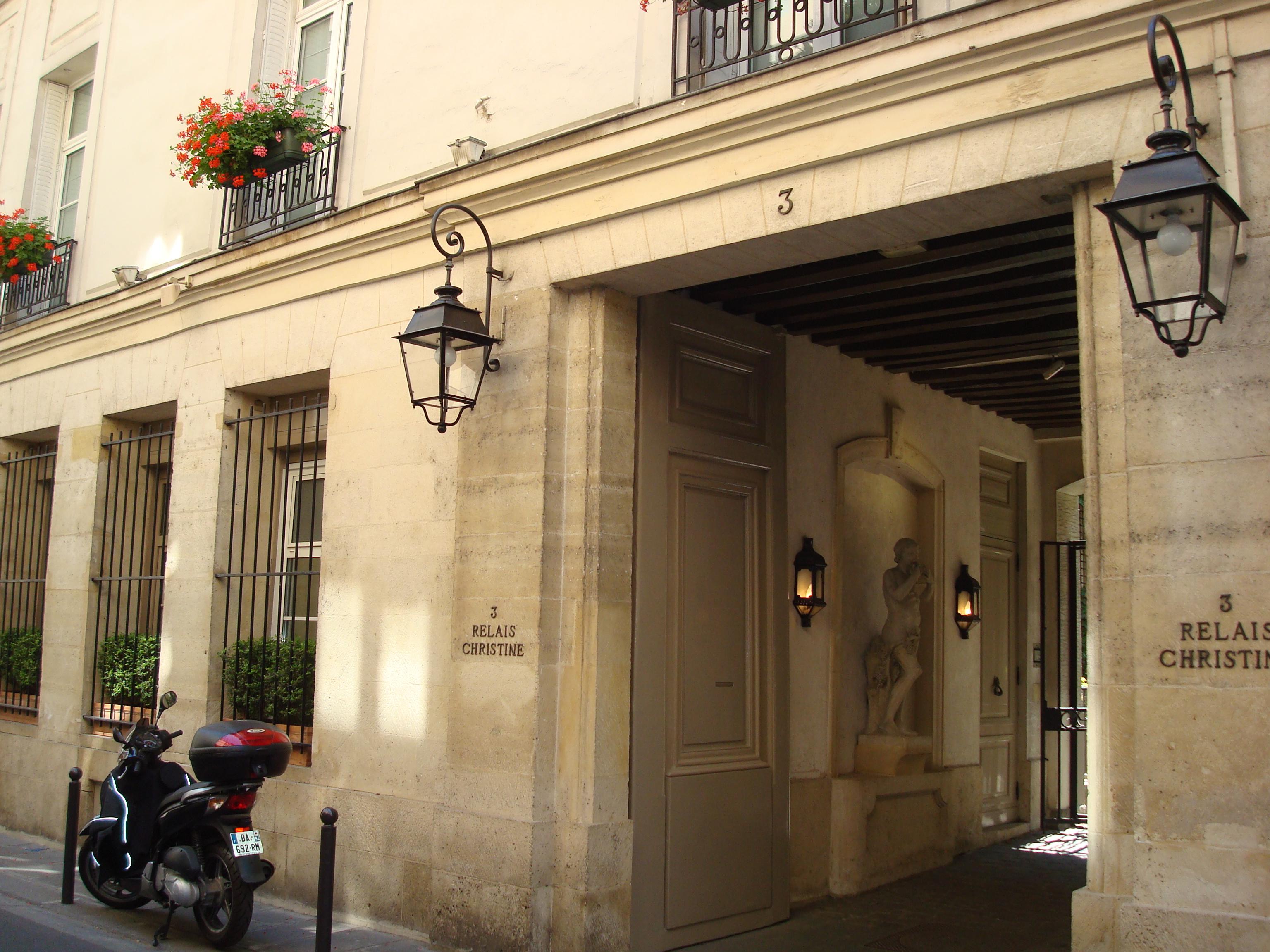 Hotel Relais Christine Paris Tripadvisor