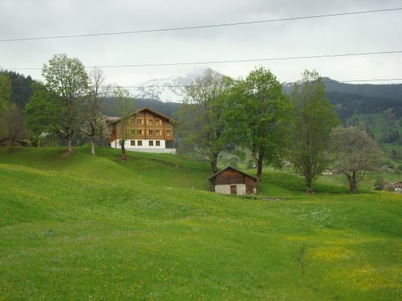 Grindelwald - chalés vista 3