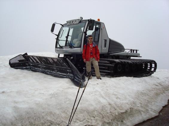 cortador de neve