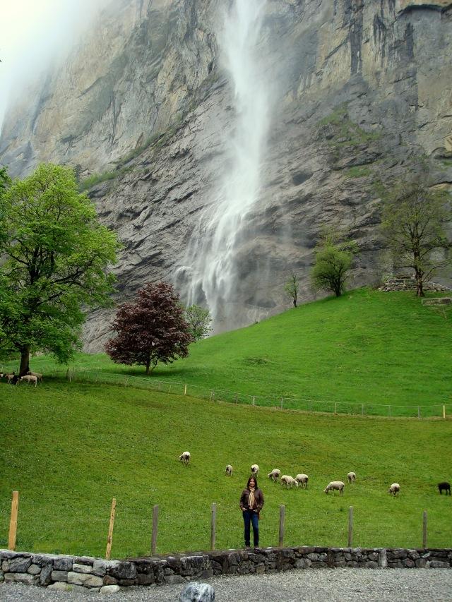 cachoeiras de Lauterbrunnen