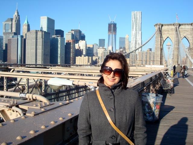 Vista da ponta sul de Manhattan