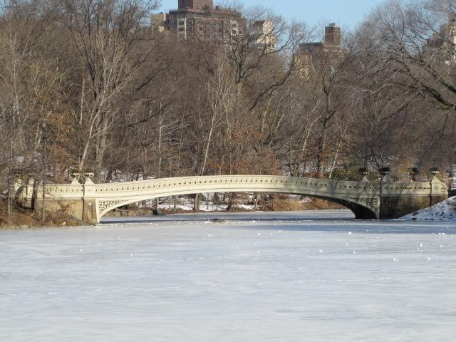 The Lake... congelado