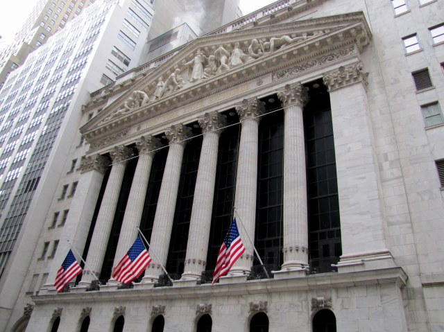 New York Stock Exchange - a Bolsa de Valores