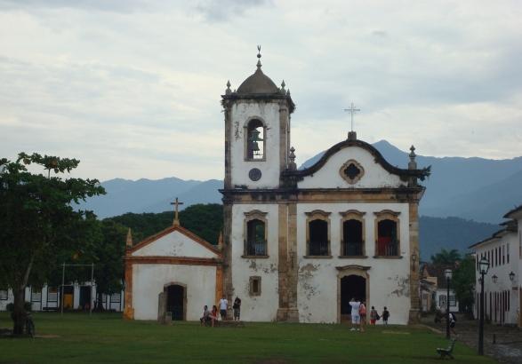 Igreja de Santa Rita de Cássia, o cartão-postal da cidade
