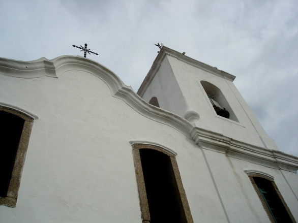 Igreja de Nossa Senhora das Dores - destinada à elite branca