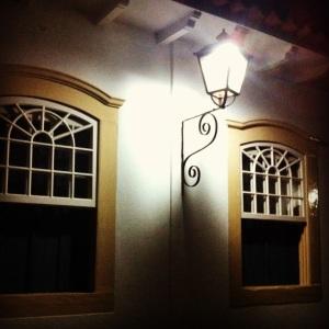Centro Histórico à noite