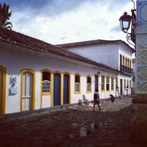 Centro Histórico de dia