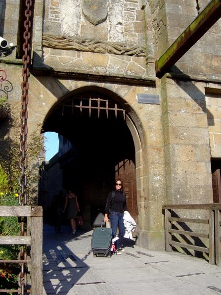 Portões de ferro - volta aos tempos medievais