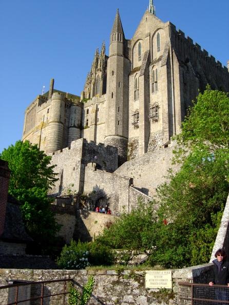 A Abadia e a Grande Escadaria