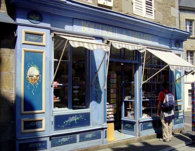 Mais uma lojinha de fachada charmosa