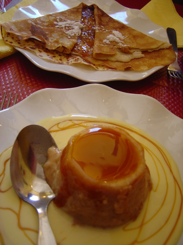 Bayeux - sobremesas