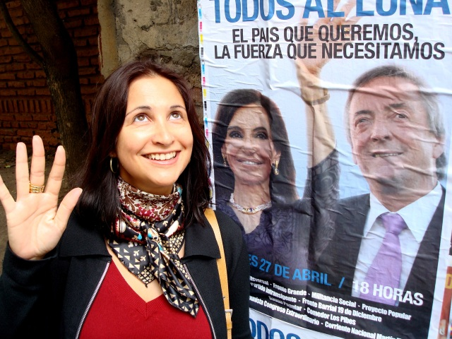 Buenos Aires - momento político