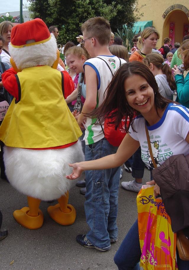 Oi, Pato Donald!