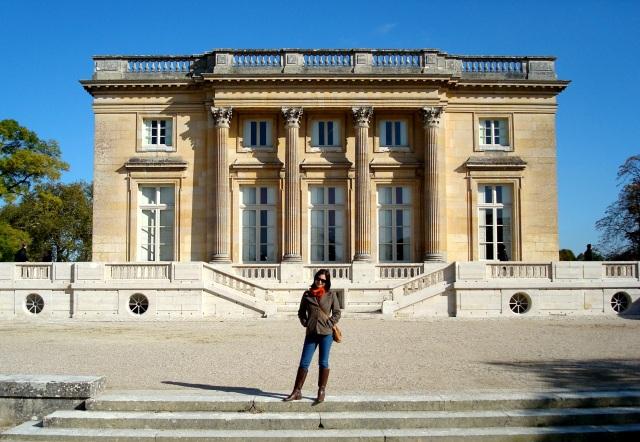 Petit Trianon, o palacete de Maria Antonieta