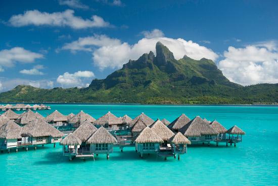Saint Regis Bora Bora Fonte: Saint Regis Bora Bora
