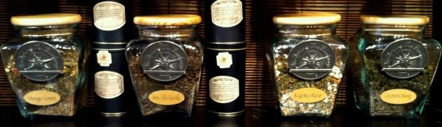 Spice Tea - potes
