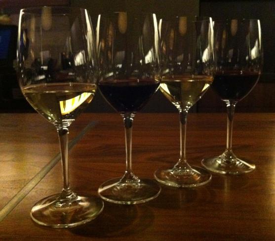 Press Club - degustação de vinhos