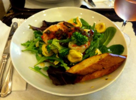 Mocca - salada