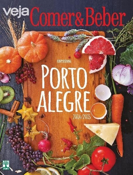 Veja Comer & Beber Porto Alegre 2014
