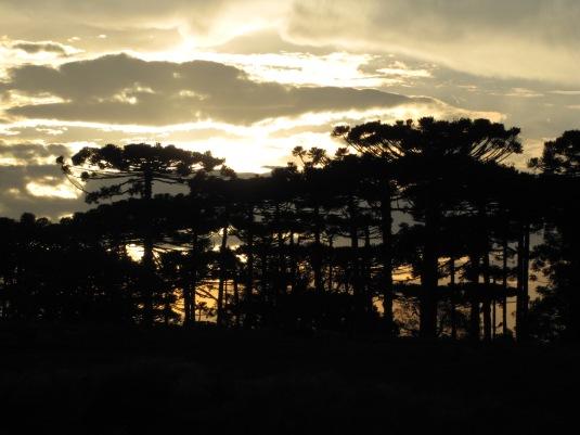 parador casa montanha - por do sol 2